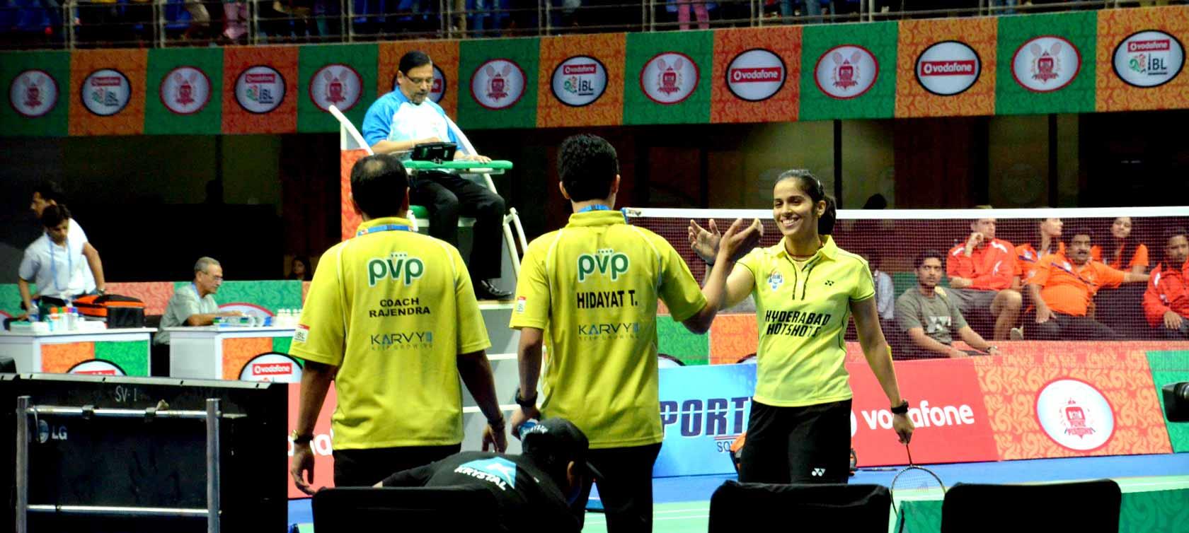 IBL 2013 (Indian Badminton League)
