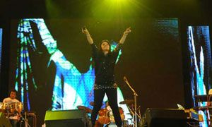 Sunidhi Chauhan Live Show