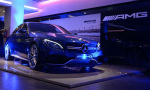 Mercedes AMG Car Launch