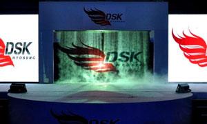 DSK Hyosung Launch