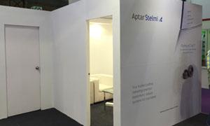 Aptar Pharma Exhibition
