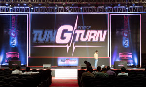 Production and fabrication for TunGTurn