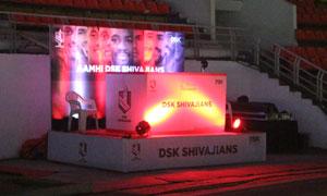 DSK Shivajians Event